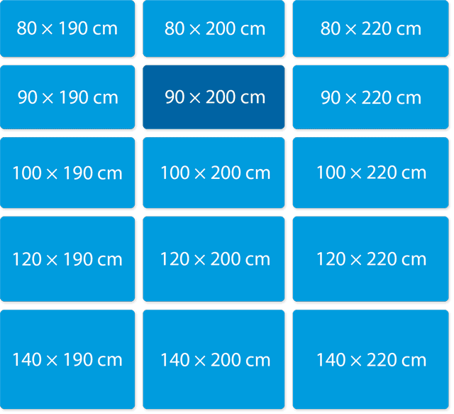 Take This Bed Dimensions Europe Test And You Ll See Your