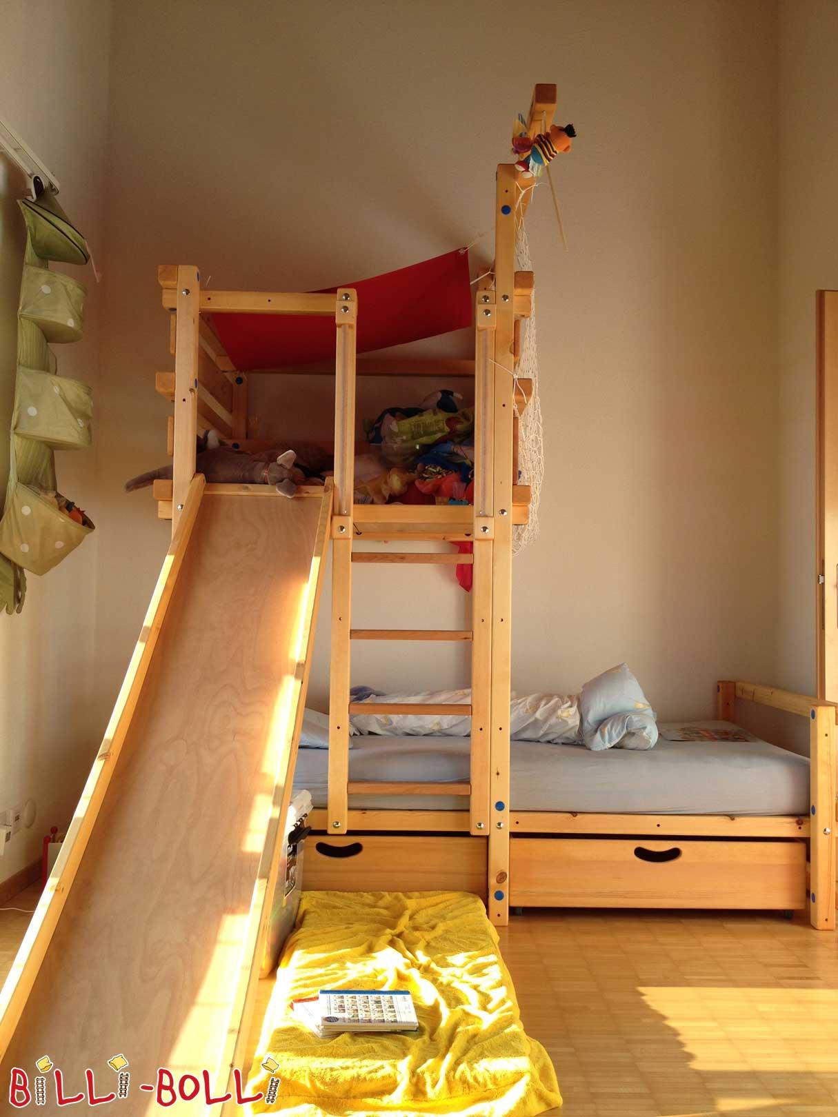 Pitched Roof Bed Buy Online Billi Bolli Kids Furniture