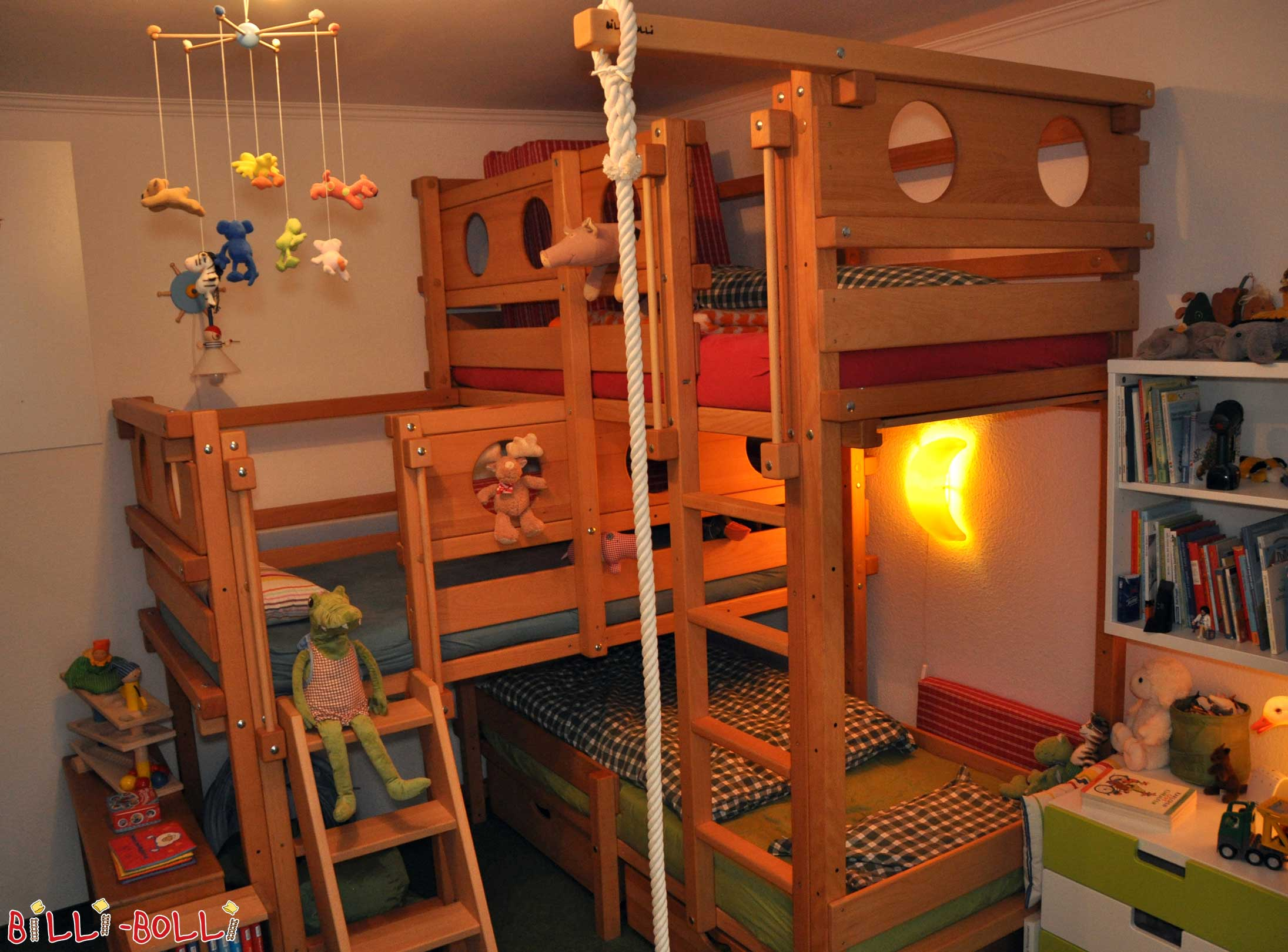 Image of: Bunk Beds For Every Child S Bedroom Buy Online Billi Bolli