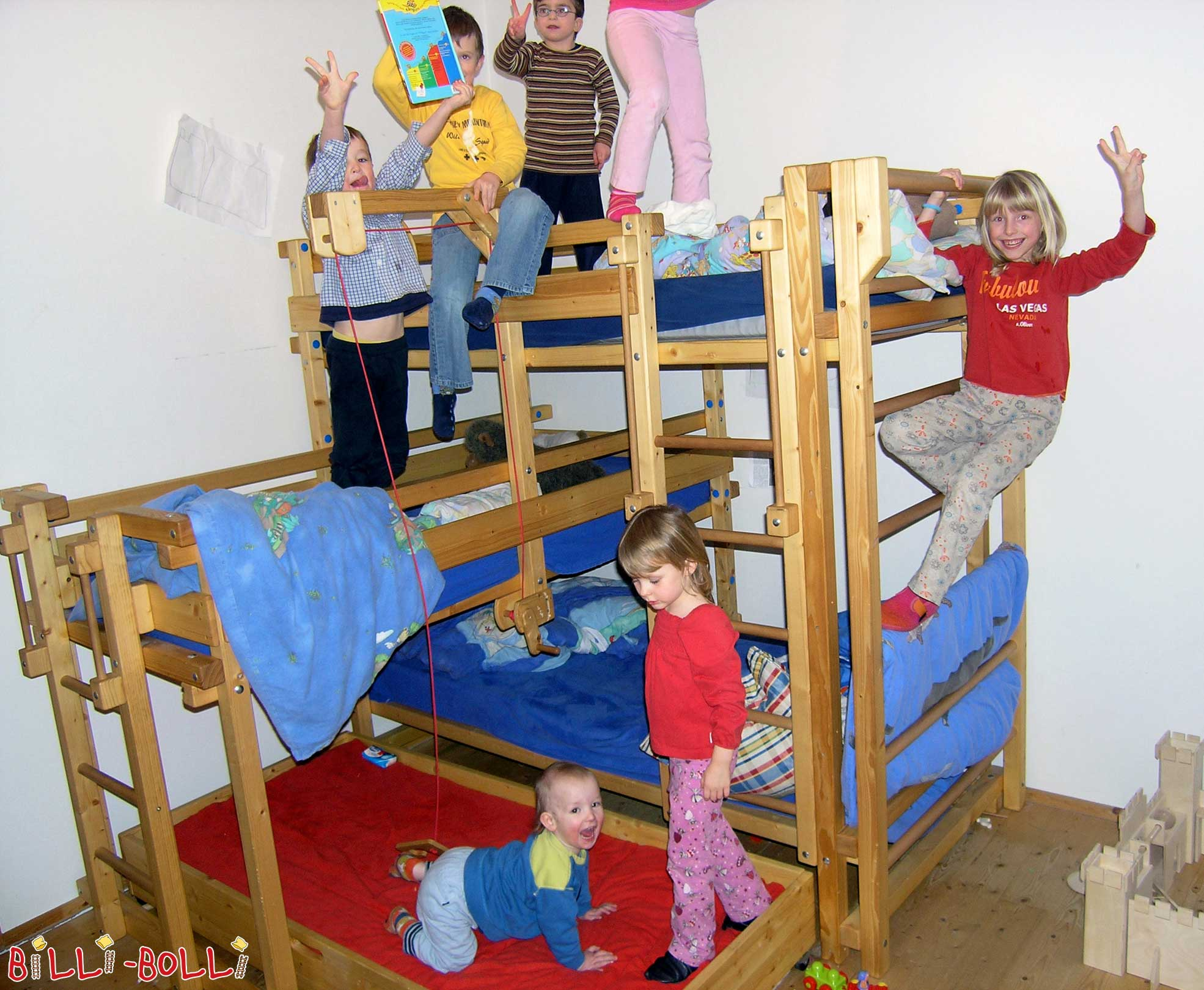 Schon Beds For Three With Bett Fr Kinder