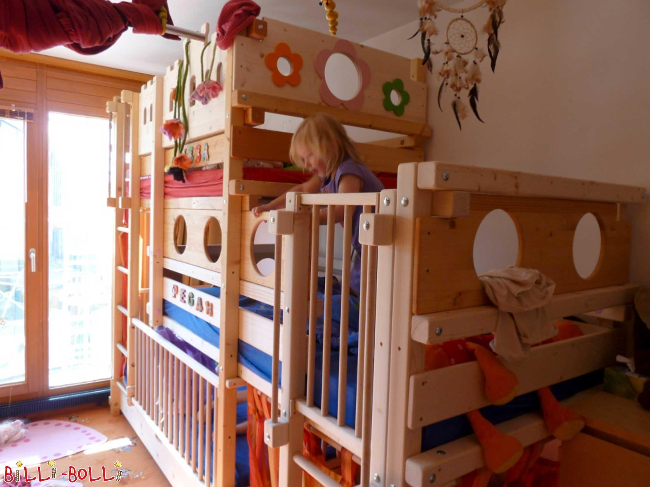 Beds For Three Billi Bolli