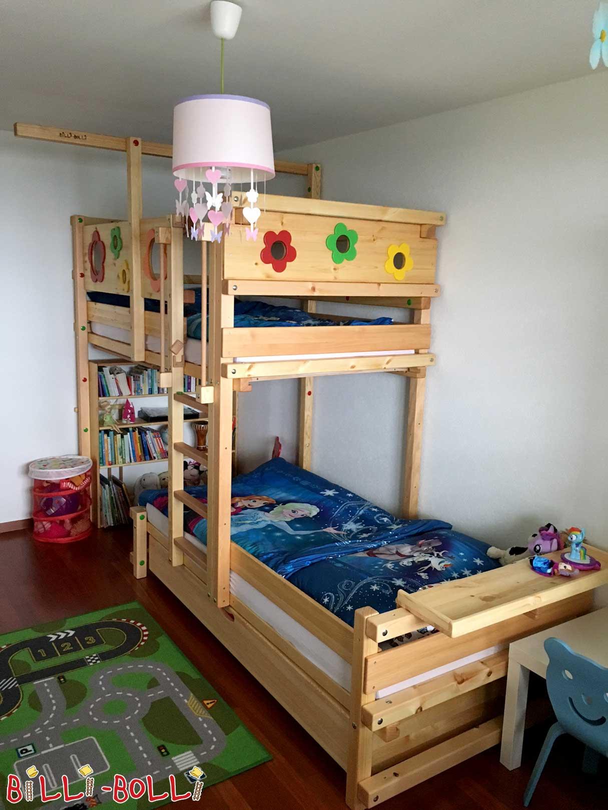 Billi Bolli bunk bed laterally staggered billi bolli furniture