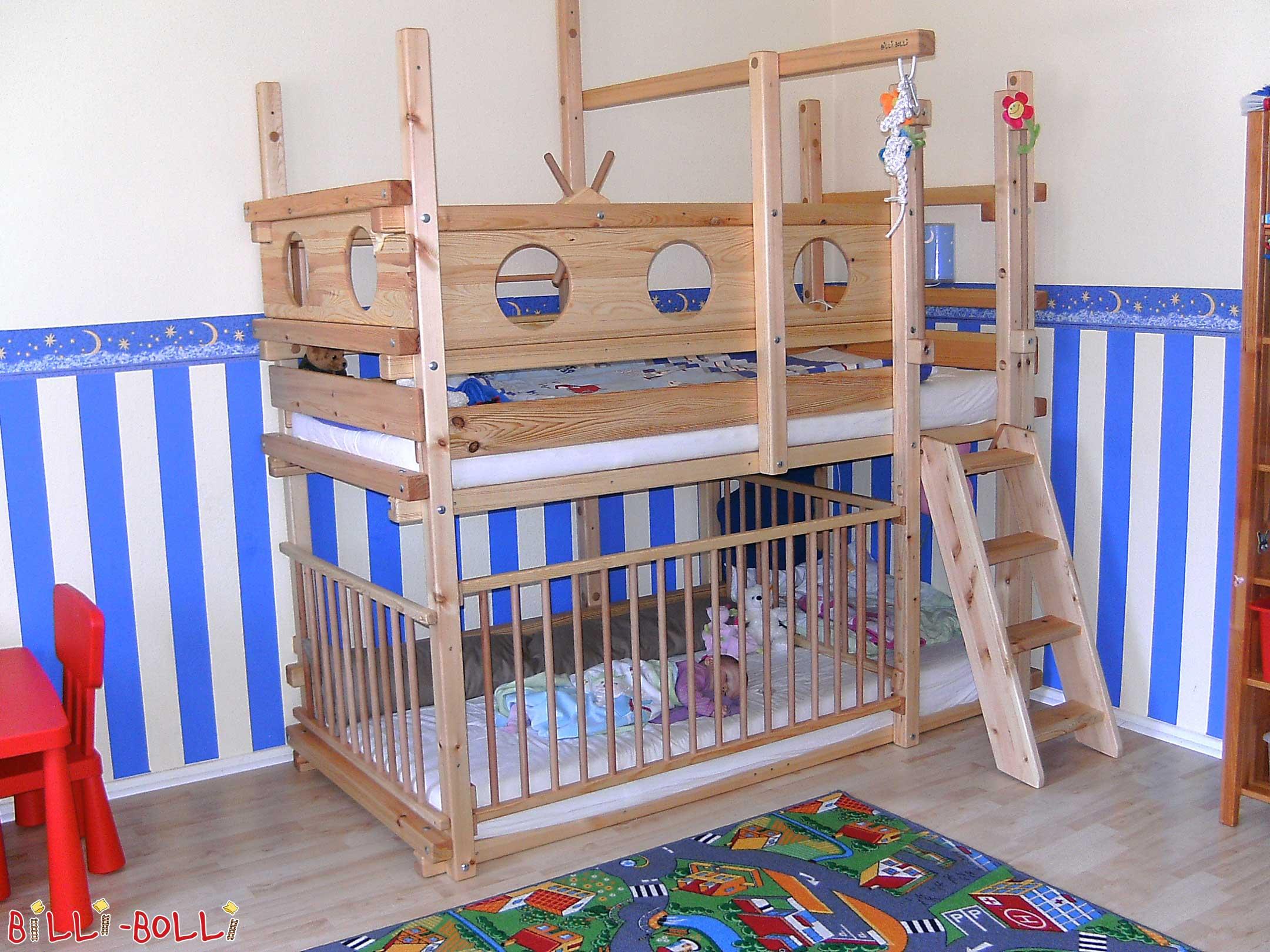 Letti A Castello Per Bambini Economici : Letto a castello mobili per bambini da billi bolli
