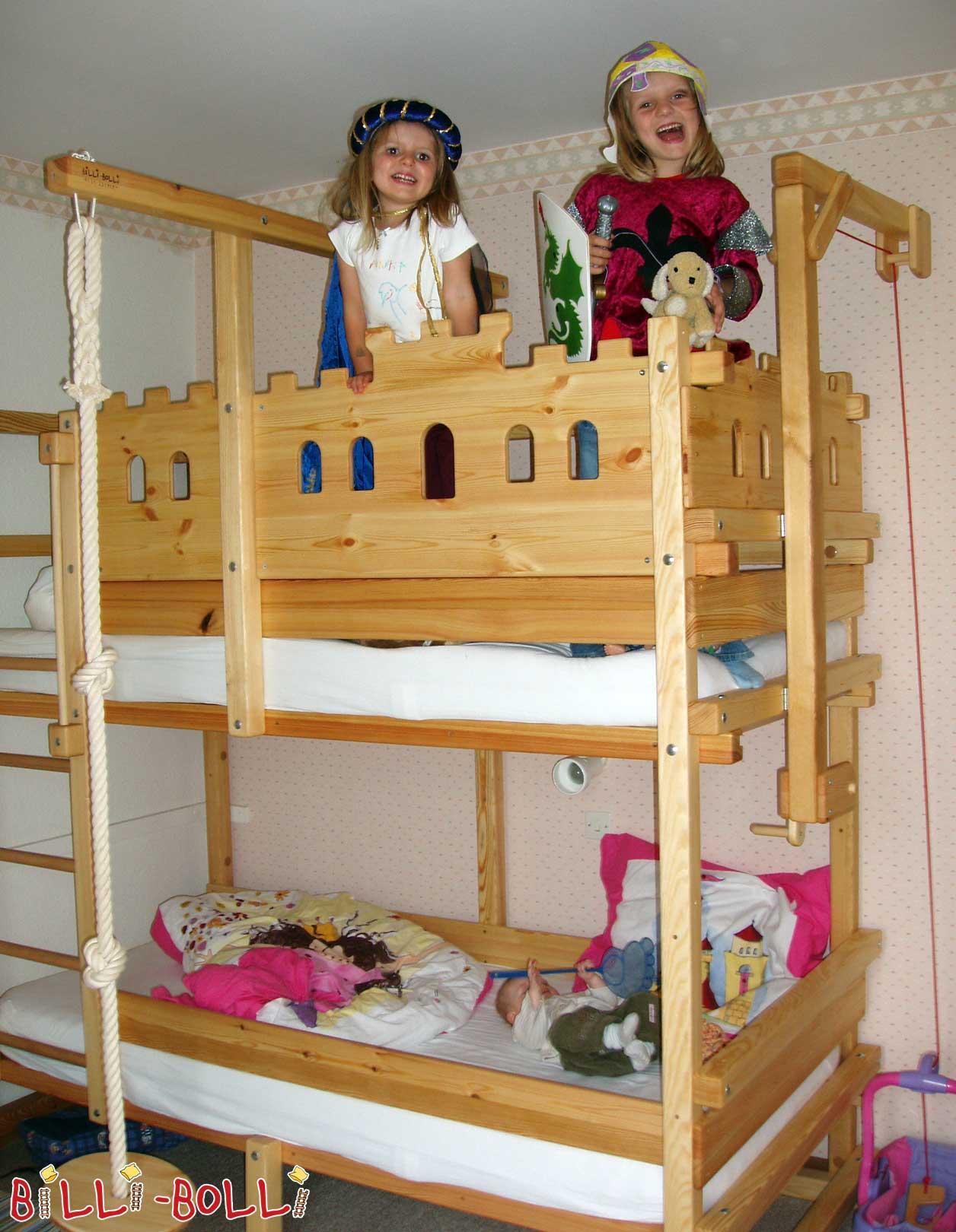 Letto a castello compra online mobili per bambini da for Compra online mobili