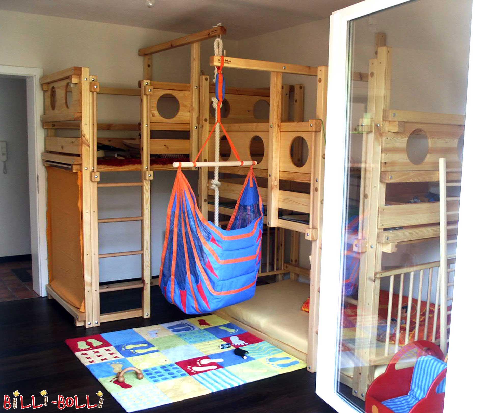 Letto a castello mobili per bambini da billi bolli - Letto a castello a tre ...