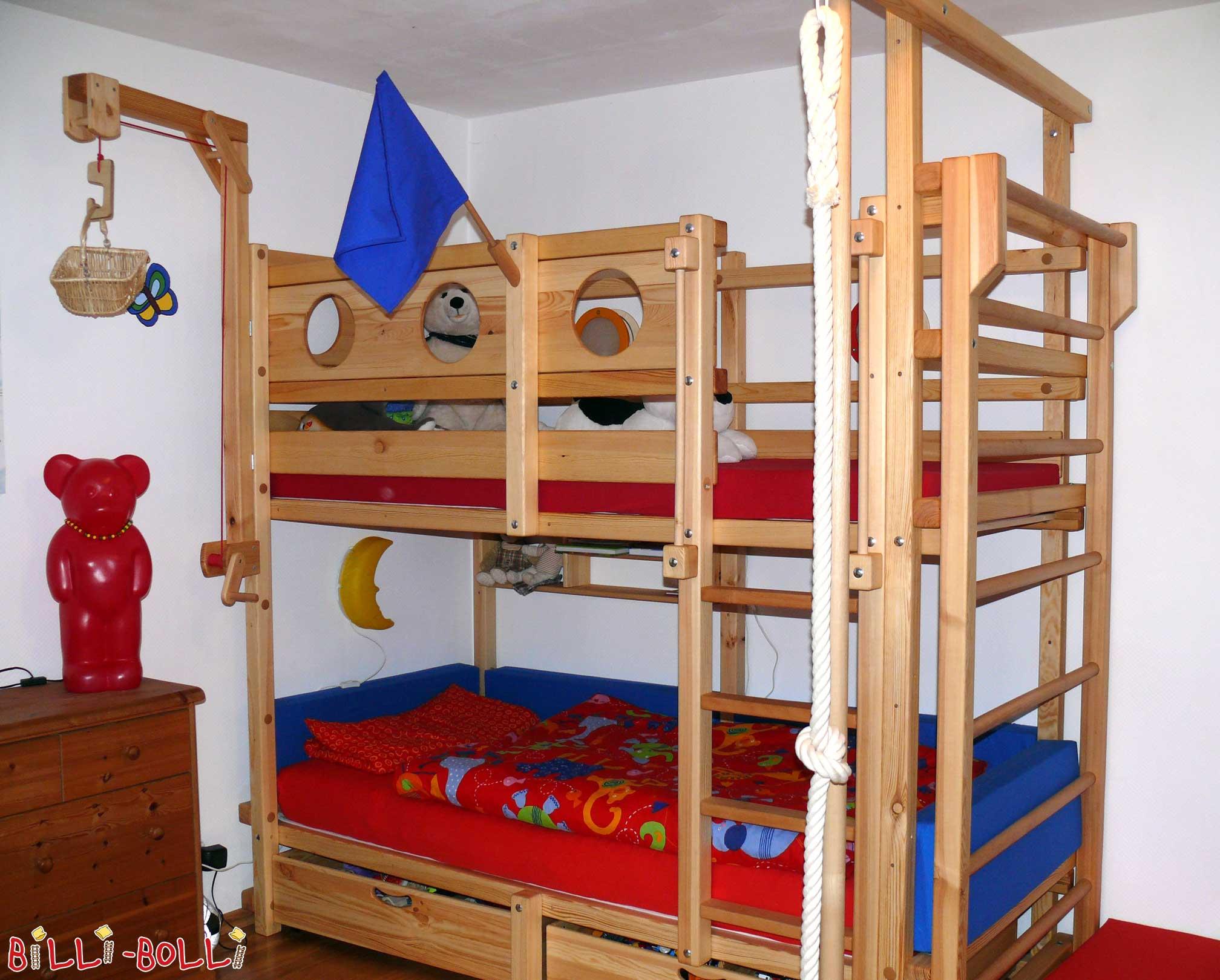 Letto a castello  Mobili per bambini da Billi-Bolli