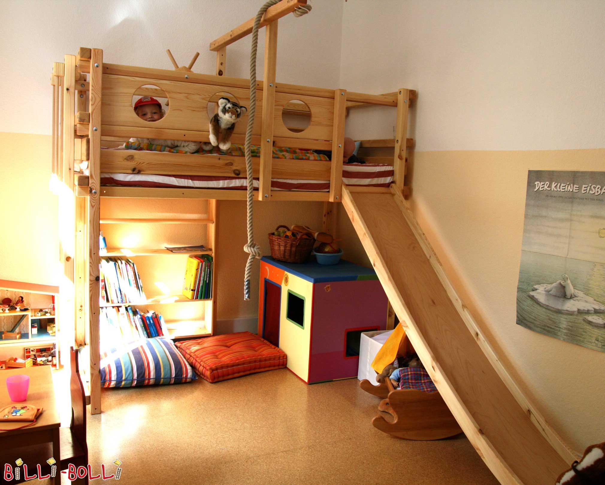 loft bed adjustable by age buy online billi bolli kids. Black Bedroom Furniture Sets. Home Design Ideas