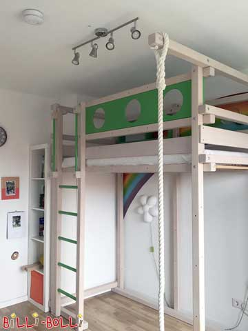 Image 5: Loft Bed Adjustable by Age