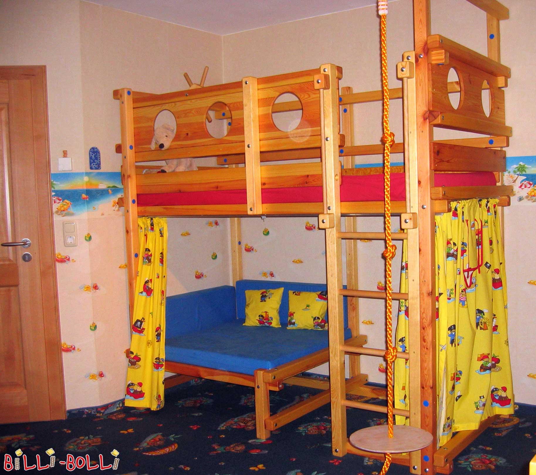 Comfy Corner Bed | Billi-Bolli Kids\' Furniture