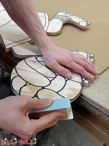 Edge patching and sanding (image 21)