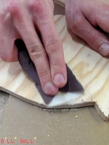 Edge patching and sanding (image 23)