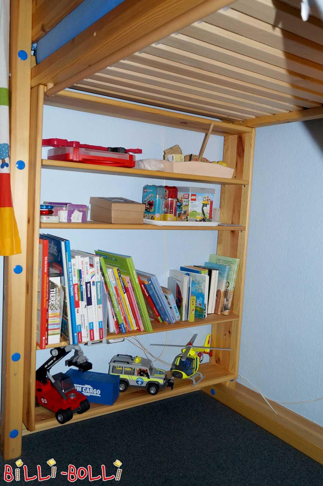 large bed shelf image 2