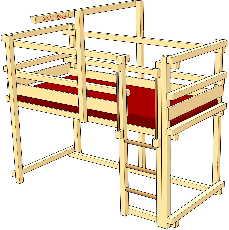 kids beds billi bolli kids furniture. Black Bedroom Furniture Sets. Home Design Ideas