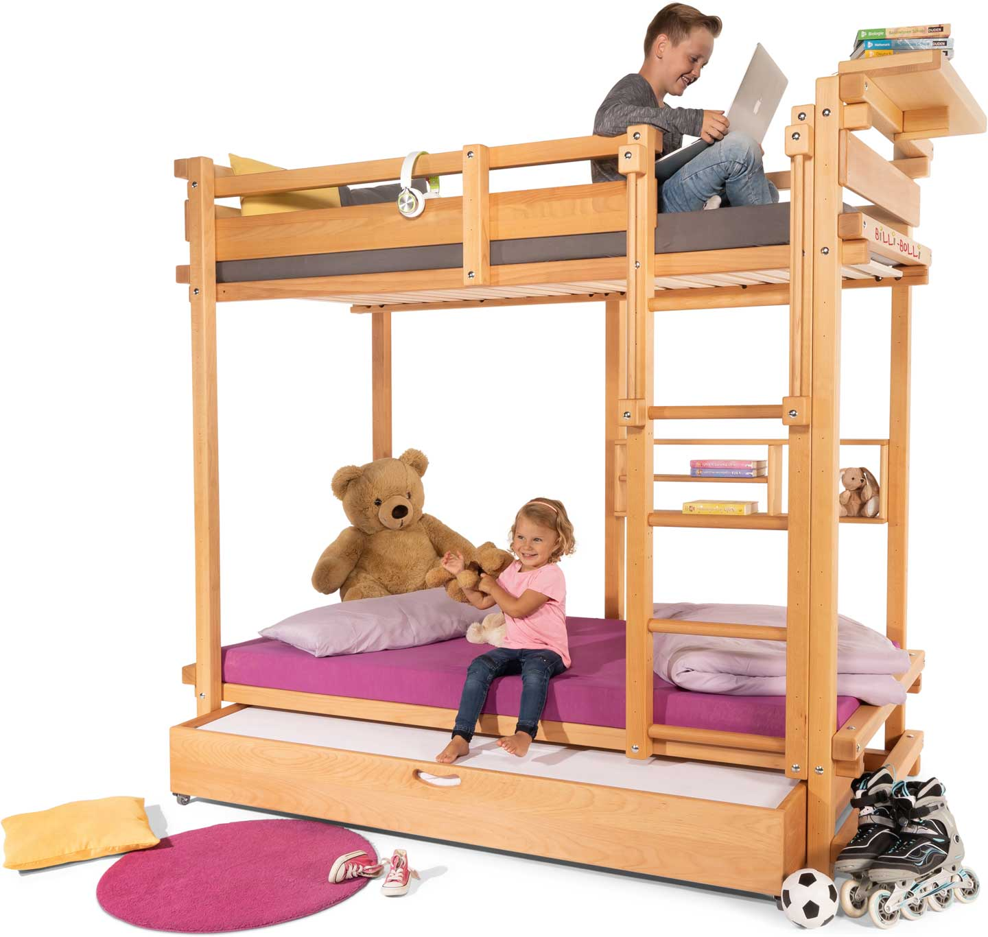 Youth Bunk Bed for older children (Kids' Beds)