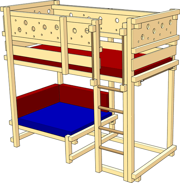 "Comfy Corner Bed – TÜV Süd certification mark ""Geprüfte Sicherheit"" (GS / tested safety)"