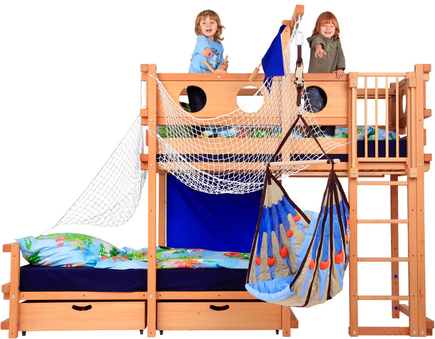 Kids' beds set to wow