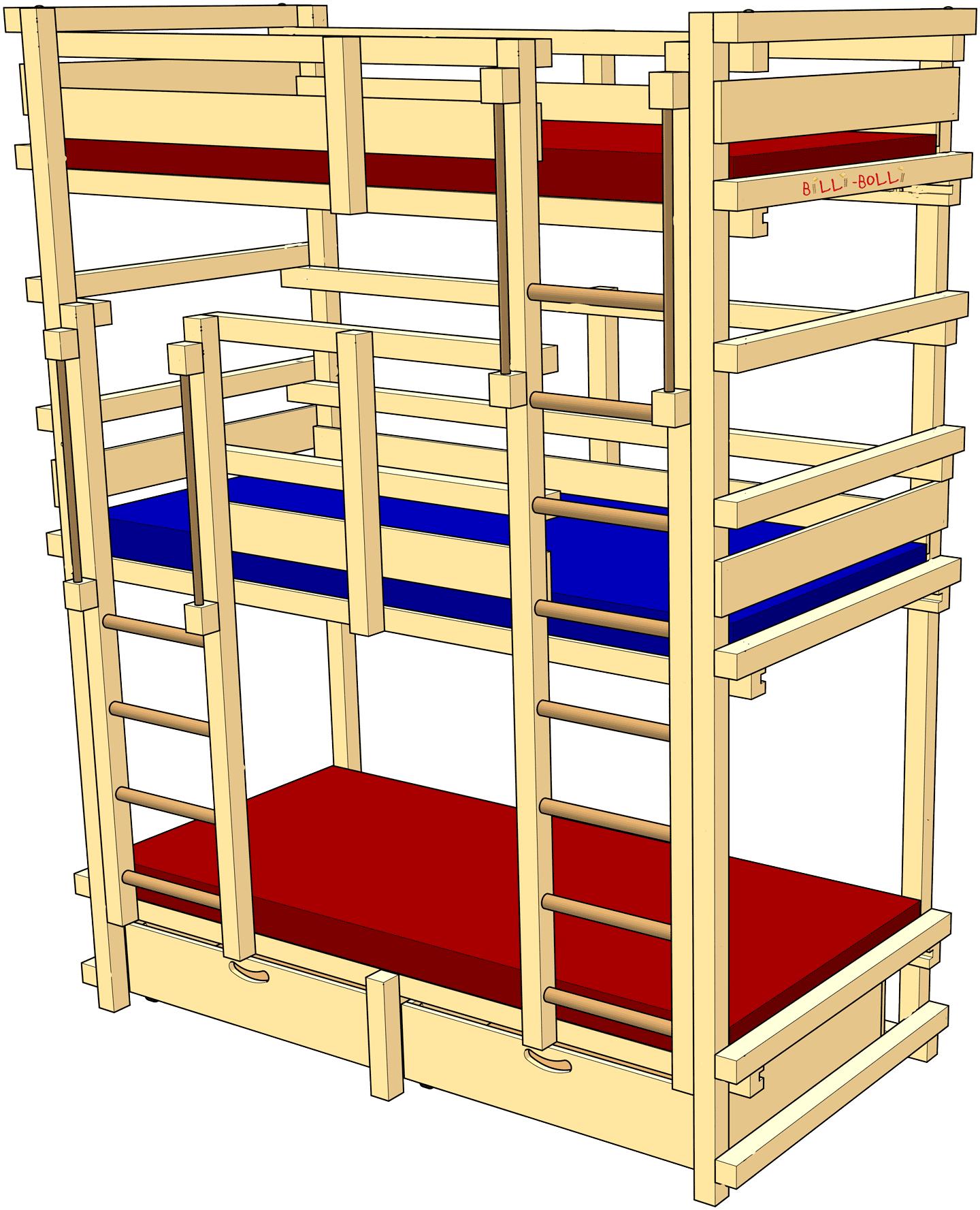 Billi Bolli grattacielo mobili per bambini da billi bolli