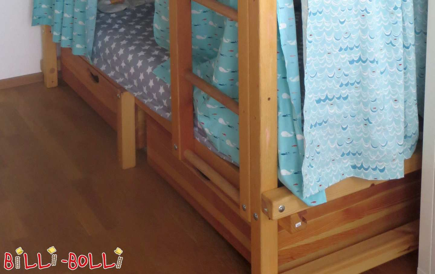2 bed boxes for bunk beds 90x200 (second hand loft bed)