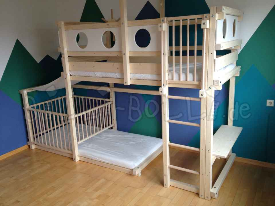 Baby grids and ladder grids for sale (second hand baby crib)