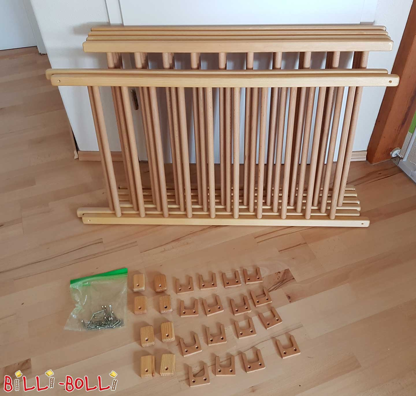 Baby grille (second hand baby crib)