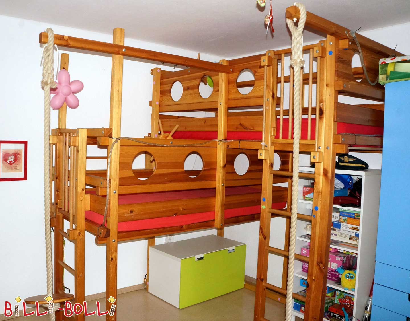 Second hand page 38 billi bolli kids furniture for Bett second hand