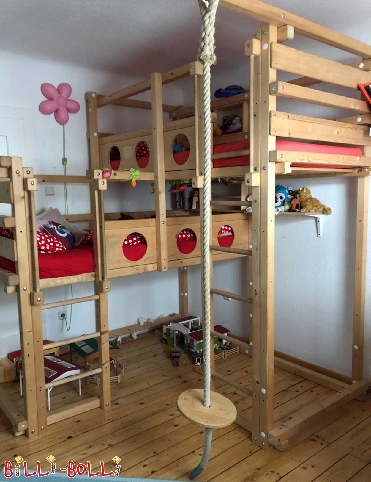 Both-the-bed type 2A (second hand kids' furniture)