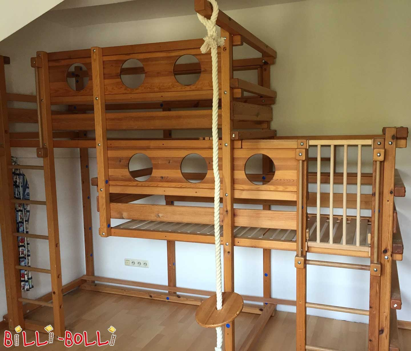 Both up bed type 2b (second hand kids' furniture)