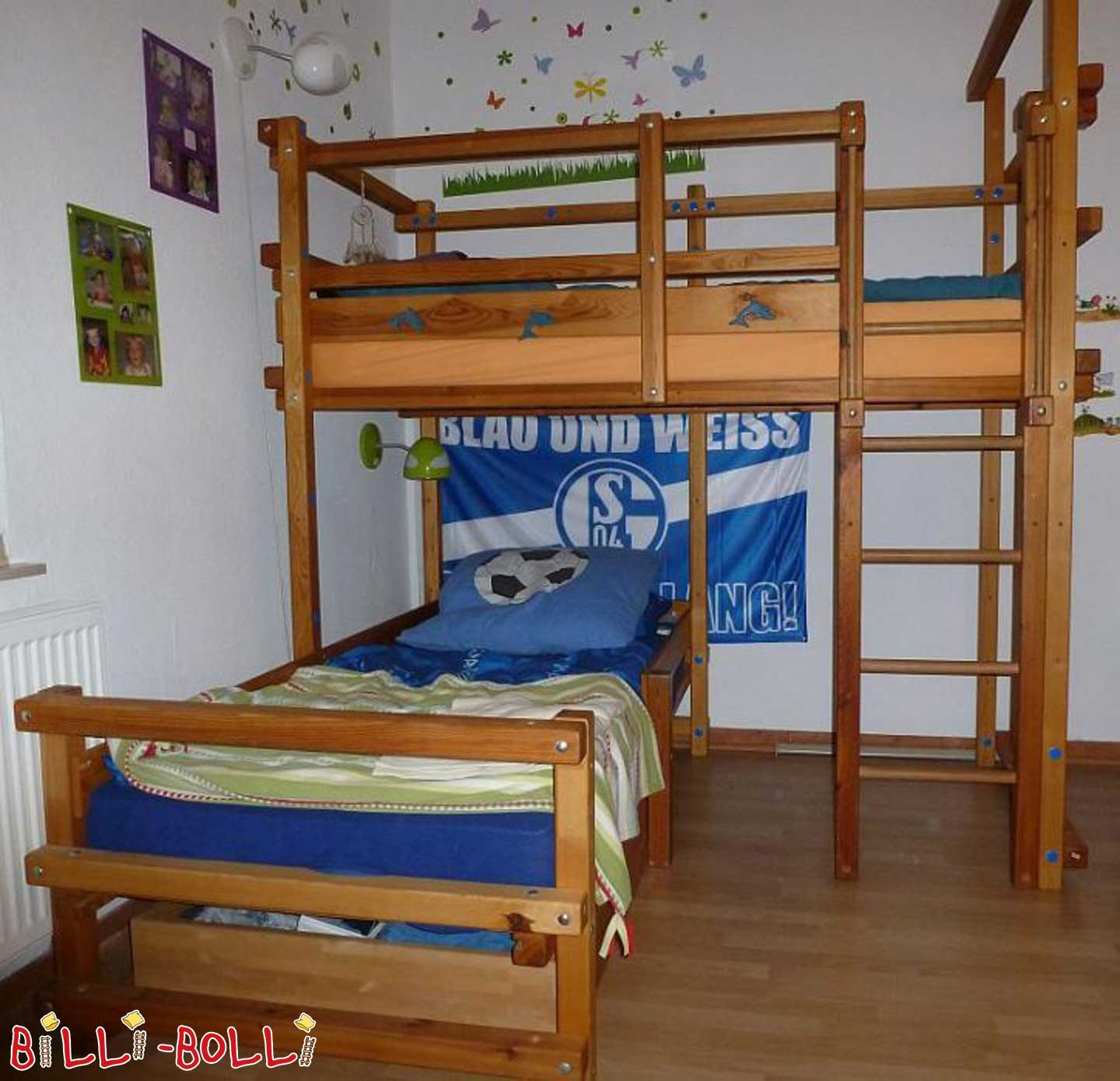 Secondhand page 75 billi bolli kids furniture for Second hand bunk beds