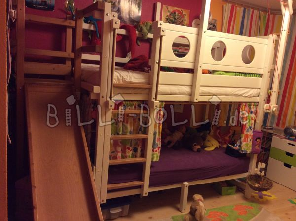etagenbett mit rutsche slide billi bolli kids furniture. Black Bedroom Furniture Sets. Home Design Ideas