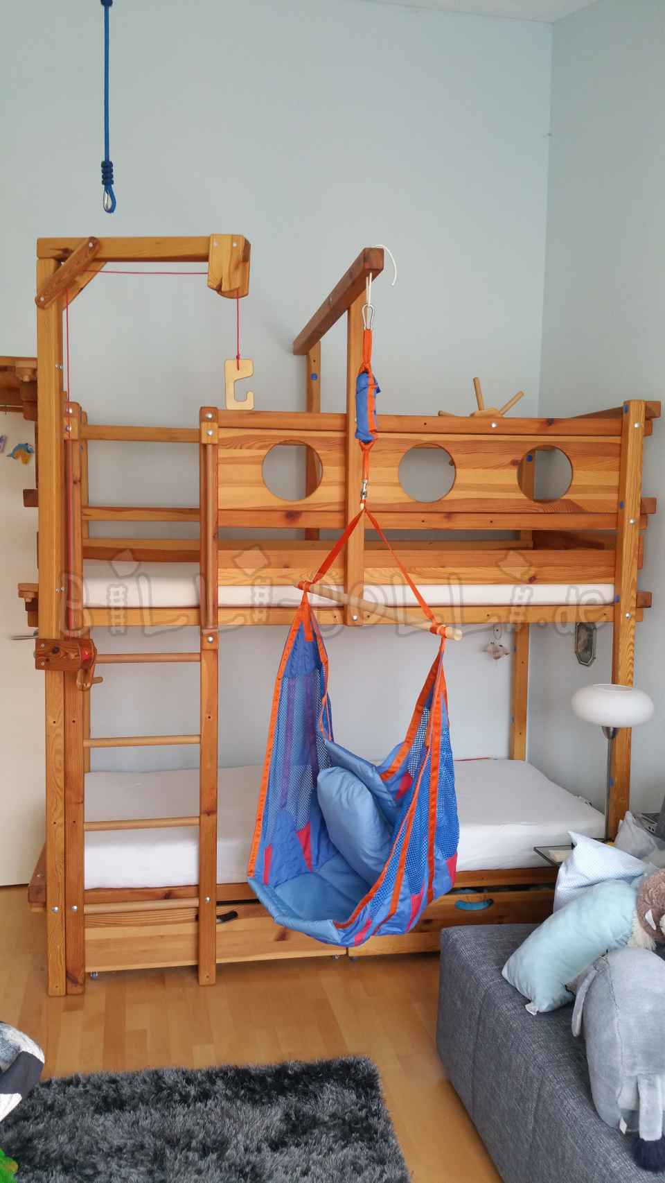 Billi Bolli Bunk Bed (second hand bunk bed)