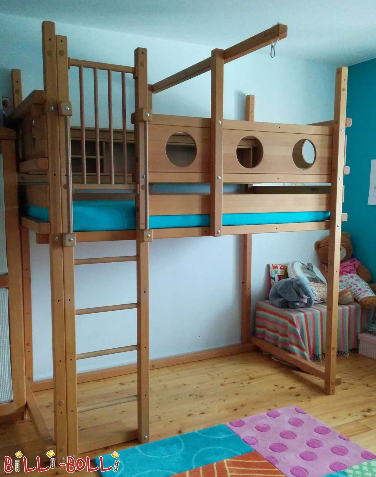 Second hand page 18 billi bolli kids furniture for Second hand bunk beds