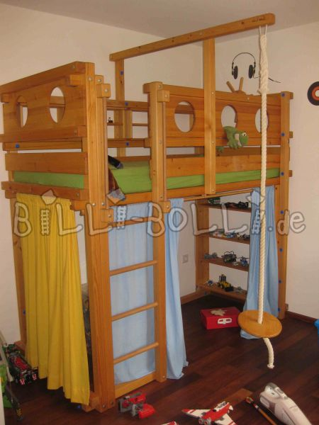Billi-Bolli high bed in Vienna to award (second hand loft bed)