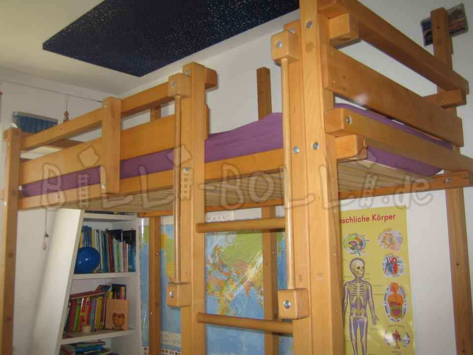 Cheap Bolli High Bed (second hand loft bed)