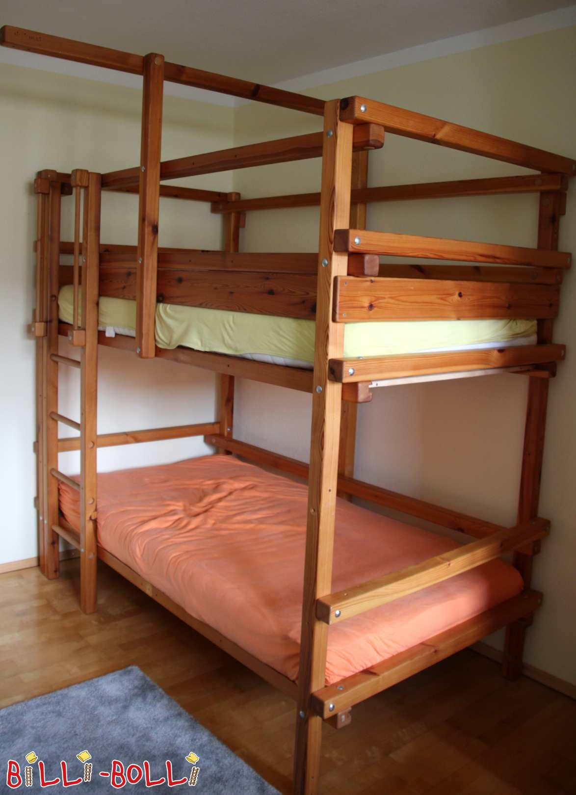 Bunk bed 100x200 cm in Osnabrück (second hand bunk bed)