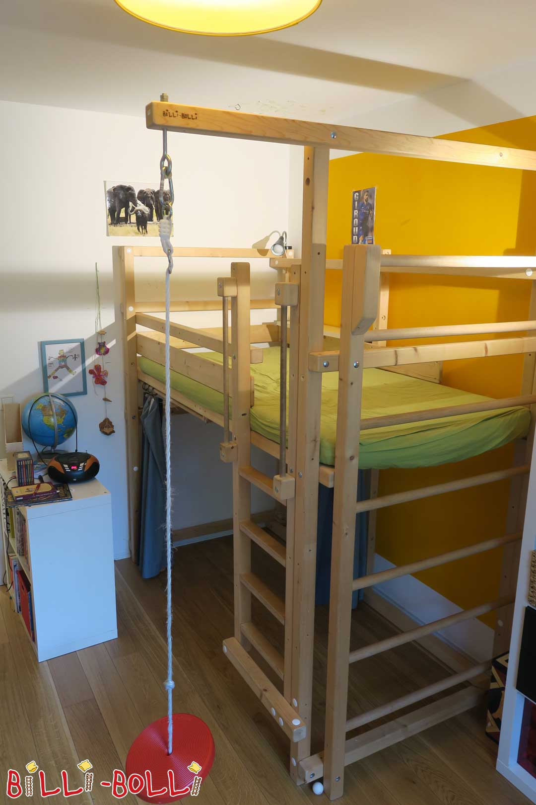 Bunk bed (or bunk bed + youth bed) in Hamburg (second hand loft bed)