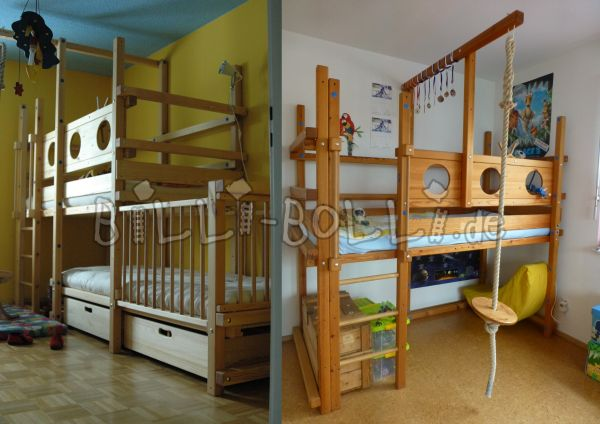 Secondhand page 6 billi bolli kids furniture for Second hand bunk beds