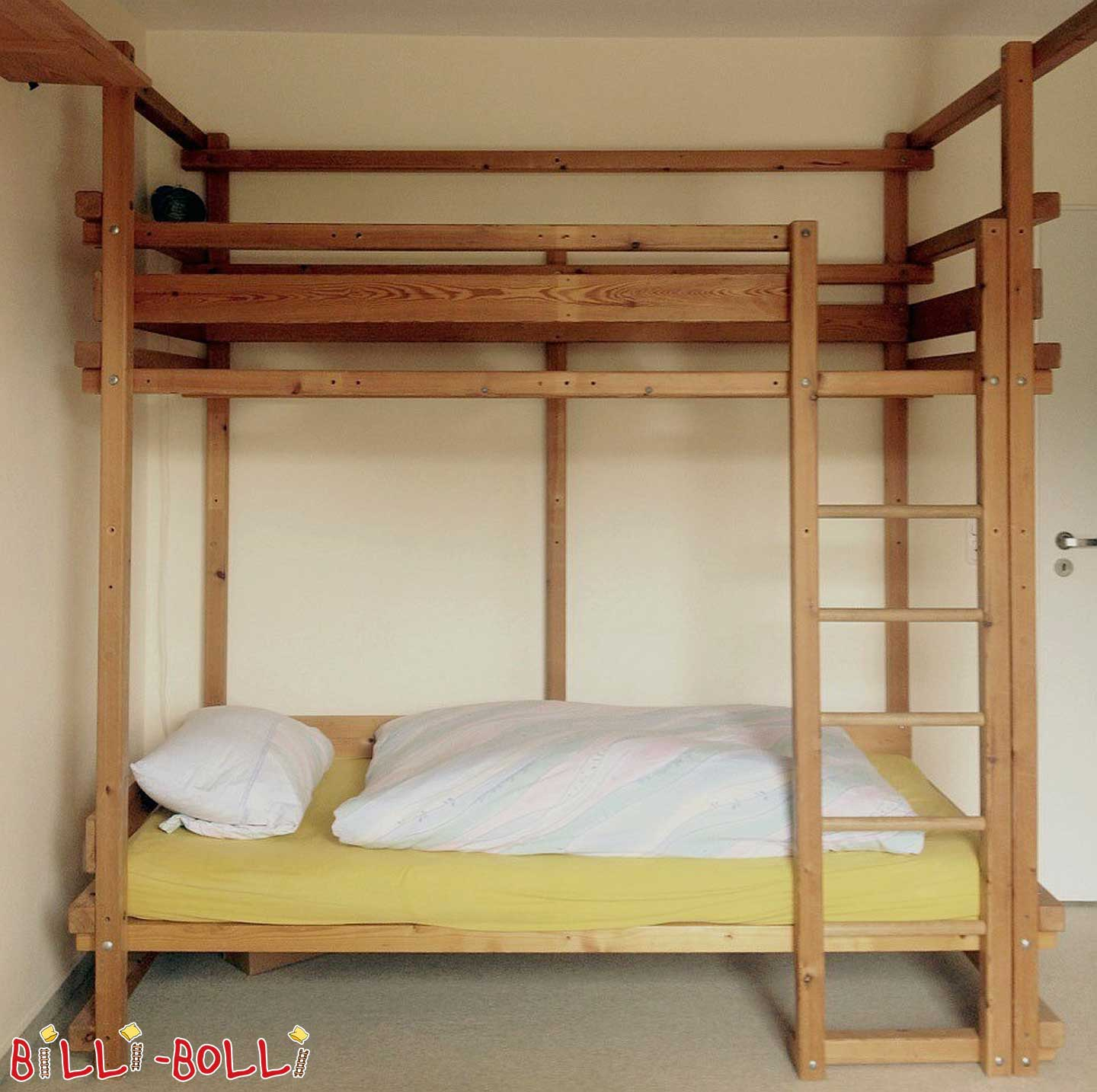 Gullibo bunk bed, 90 x 200 cm (second hand loft bed)