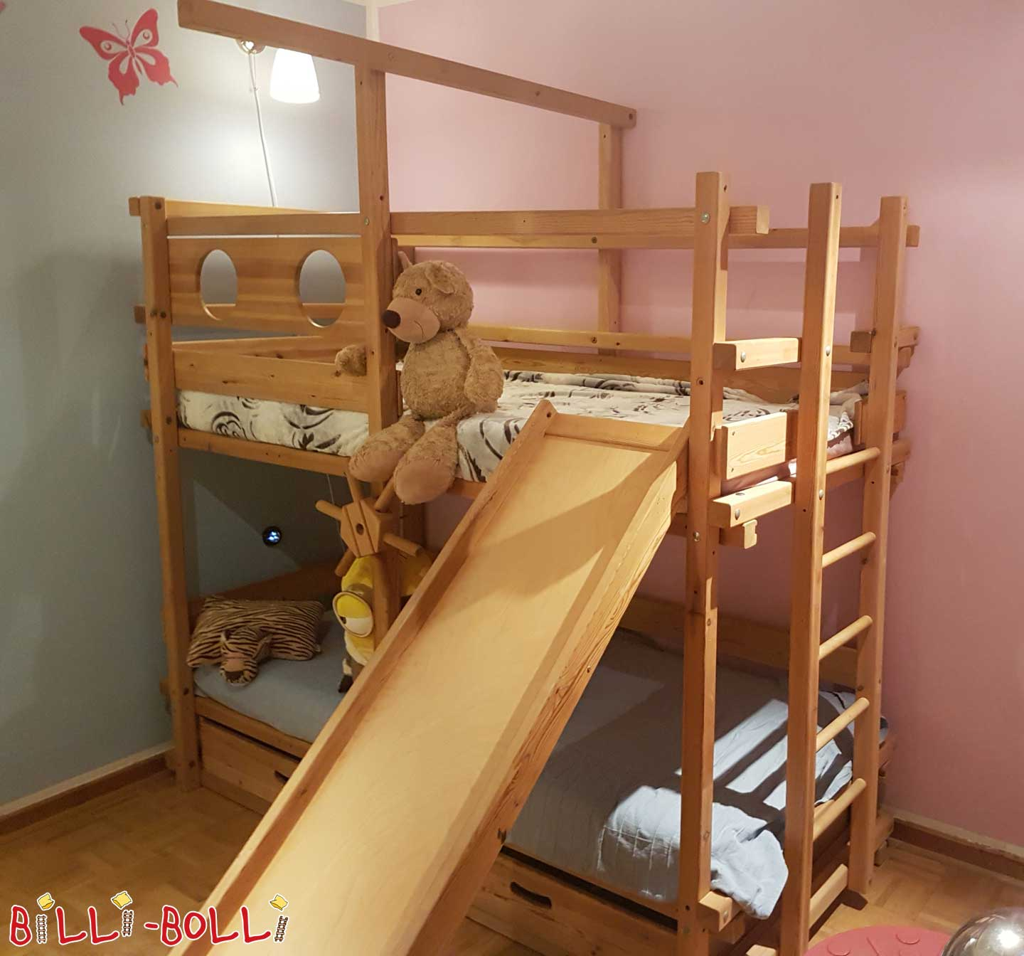 Gullibo bunk bed (second hand bunk bed)