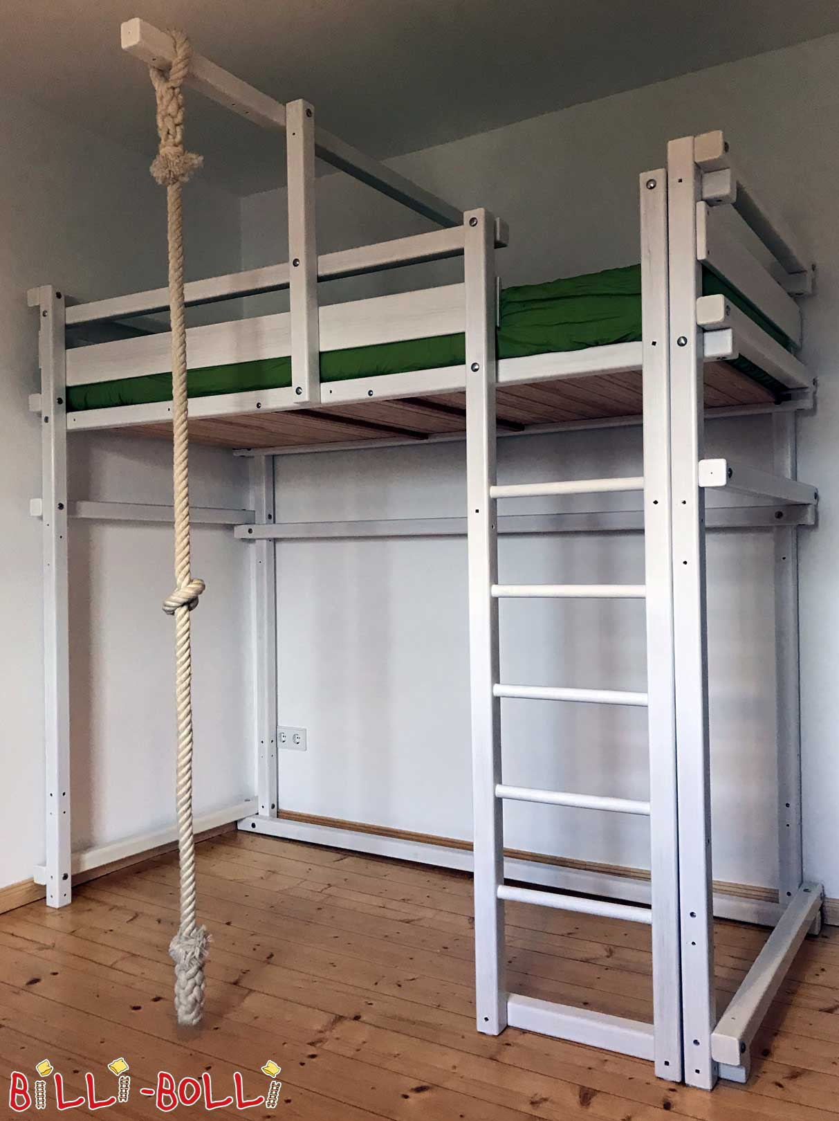 Gullibo High Bed (second hand loft bed)