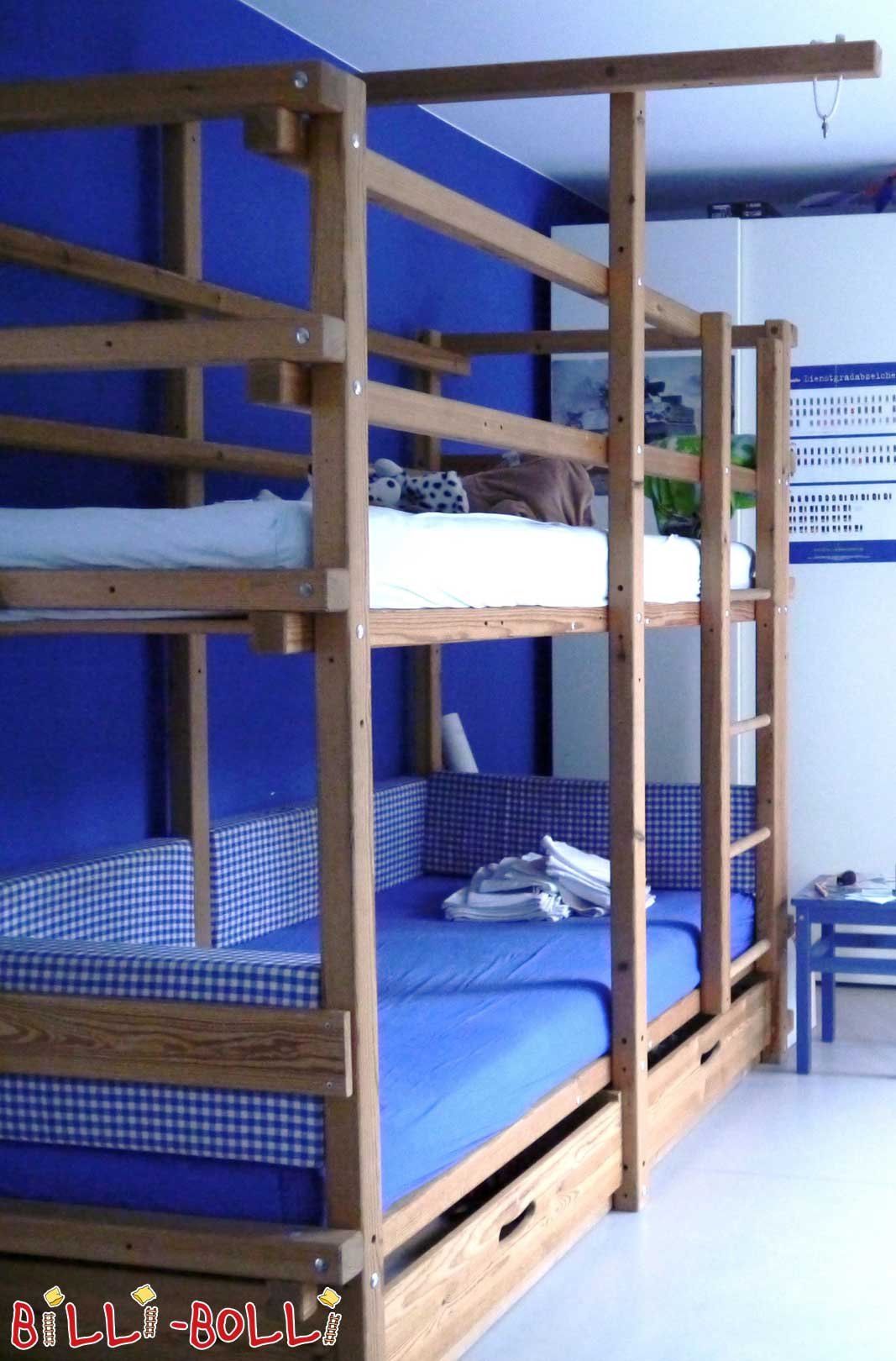 Gullibobett (second hand bunk bed)