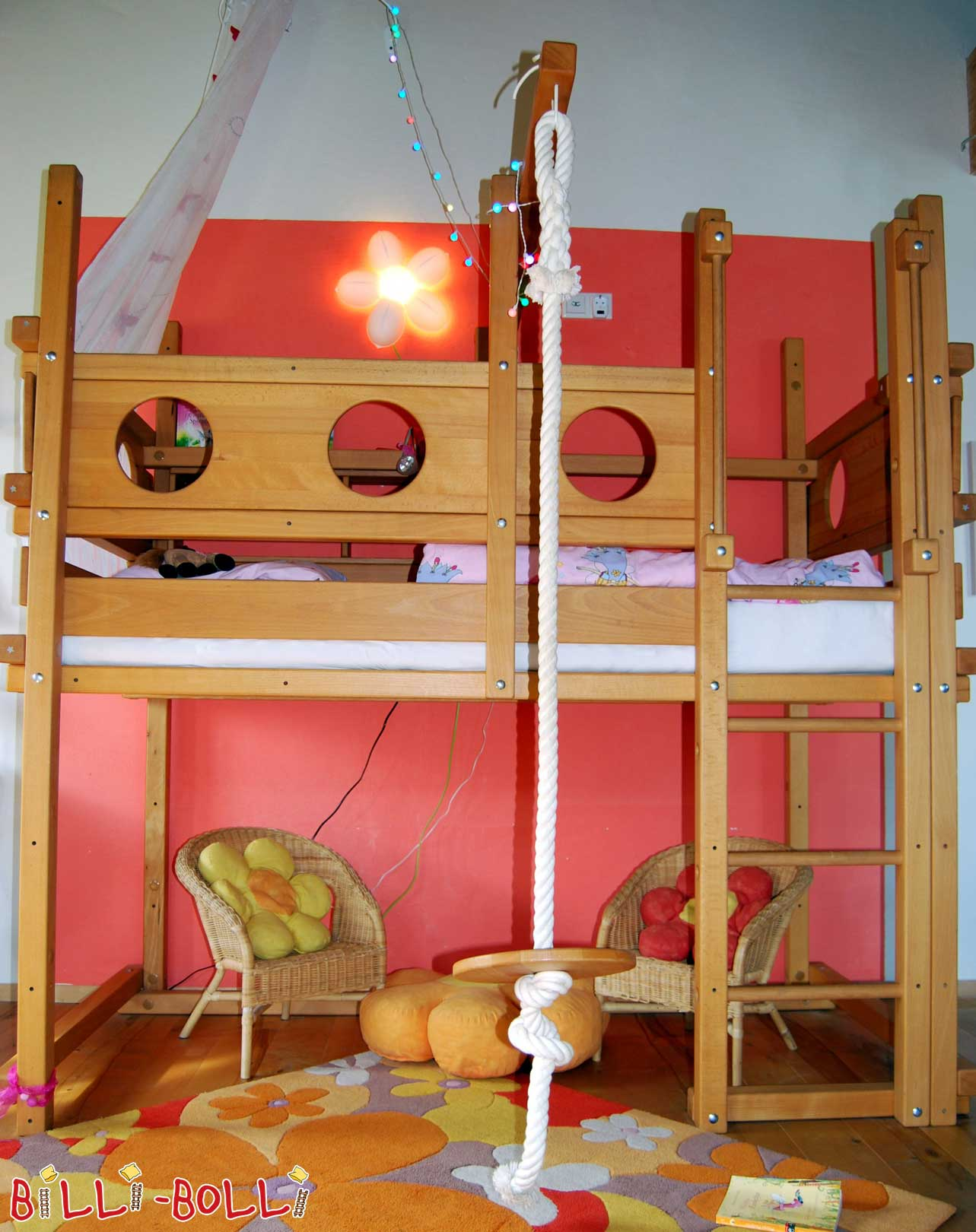 Secondhand page 25 billi bolli kids furniture for Second hand bunk beds