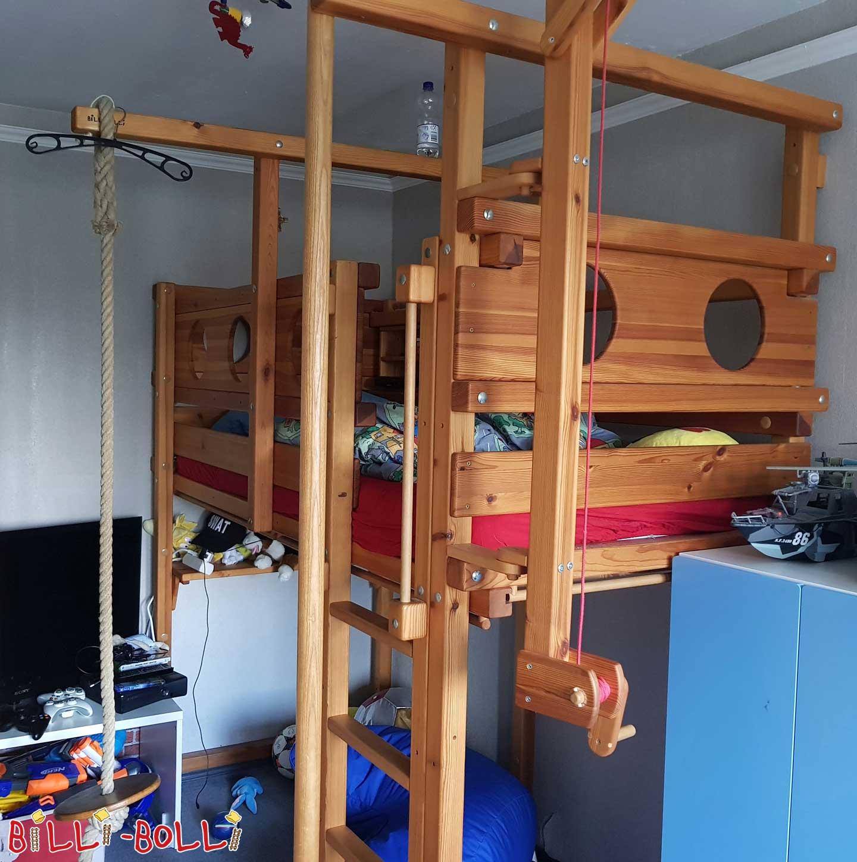 Second hand page 7 billi bolli kids furniture for Billi bolli hochbett