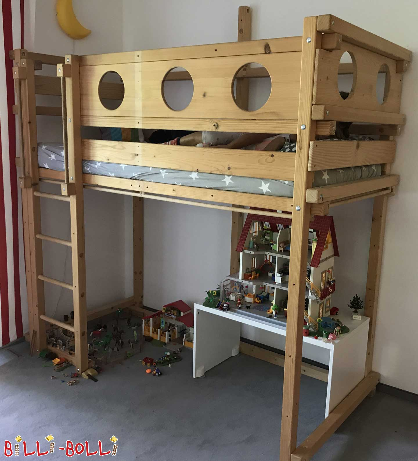 Second hand page 30 billi bolli kids furniture for Second hand bunk beds