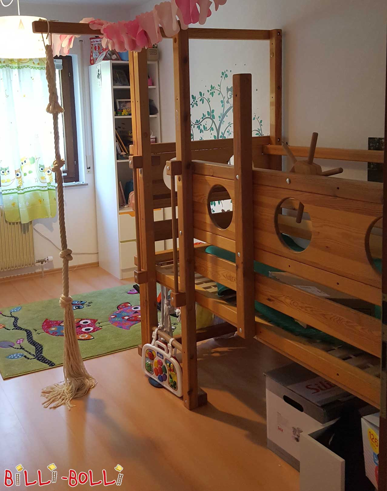 Second hand page 51 billi bolli kids furniture for Hochbett mitwachsend