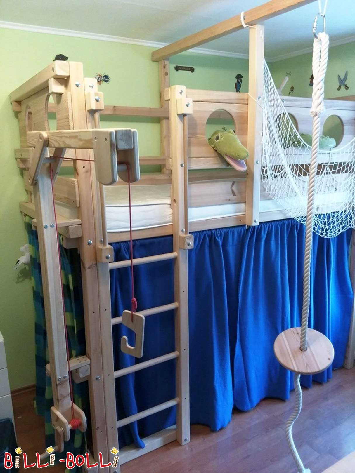 Second hand page 24 billi bolli kids furniture for Second hand bunk beds