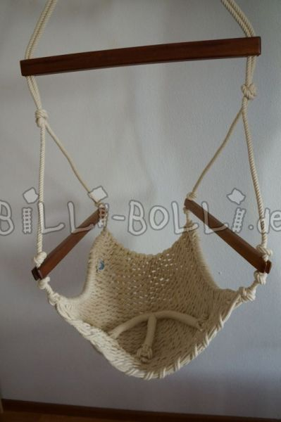 Mira hanging chair (second hand kids' bed)