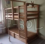 Growing Gullibo high bed 90 x 200 cm (second hand loft bed)