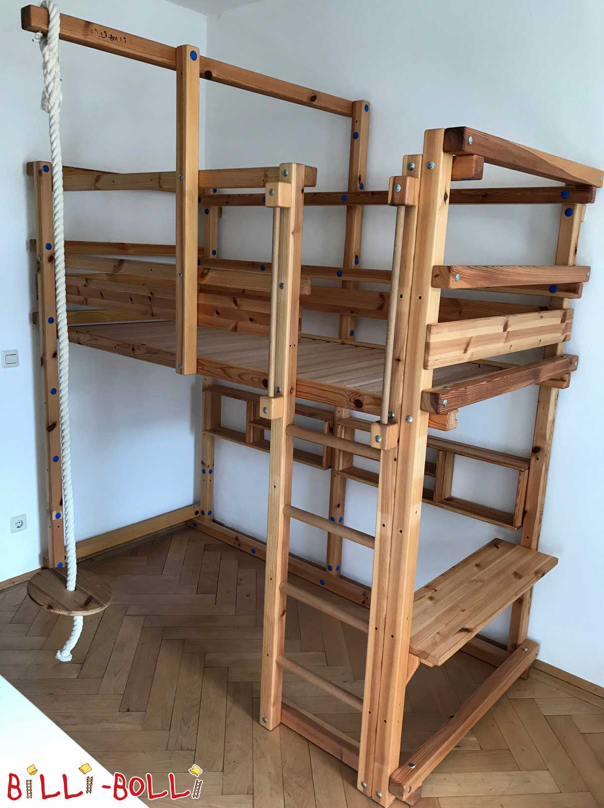 Second hand page 14 billi bolli kids furniture for Billi bolli hochbett