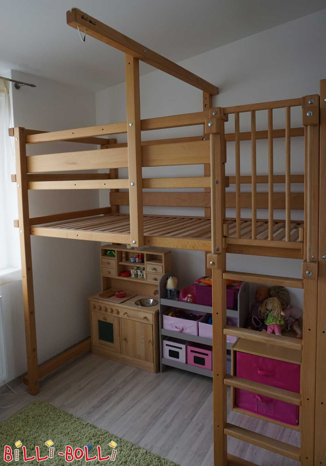 Second hand page 5 billi bolli kids furniture for Second hand bunk beds