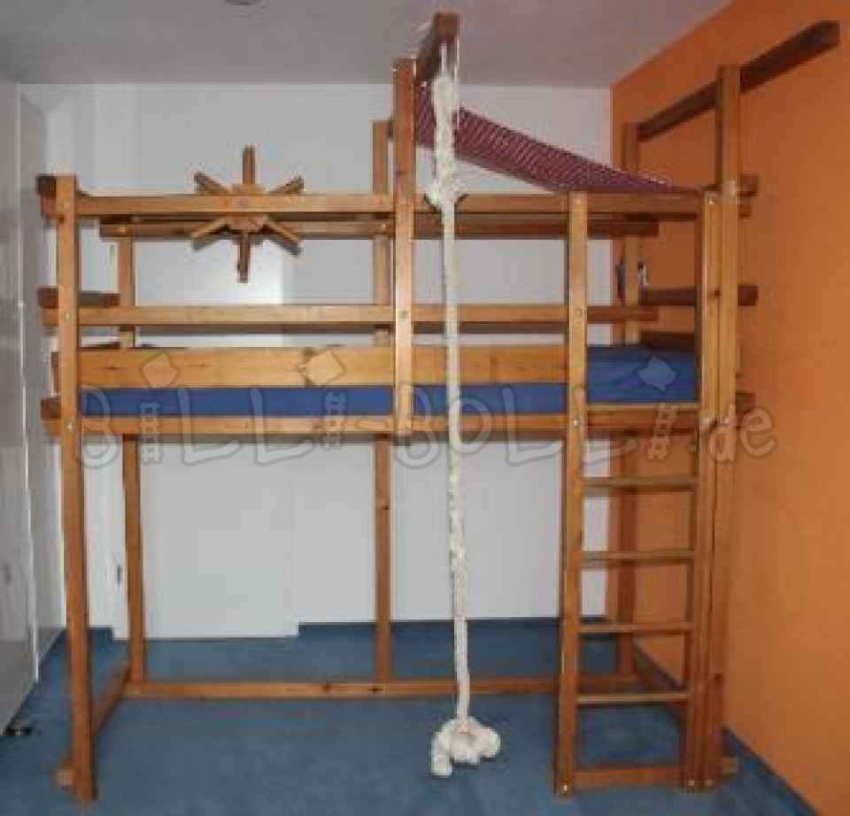 Orginal Gullibo Adventure High Bed Model 204 (second hand loft bed)